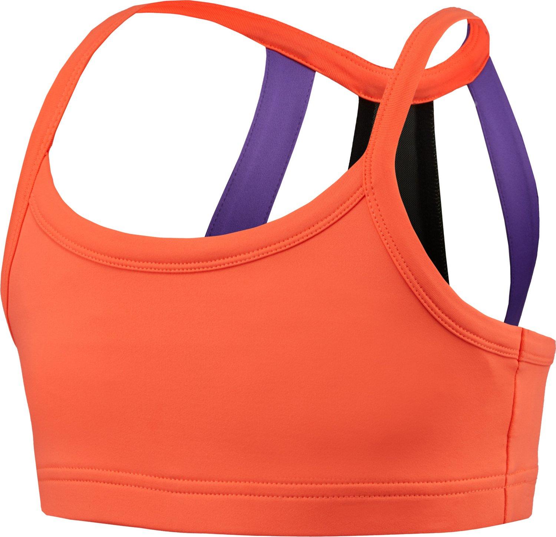 BCG™ Girls' Bodywear Mesh Inlay Strappy Bra