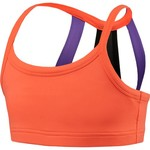BCG™ Girls' Bodywear Mesh Inlay Strappy Bra