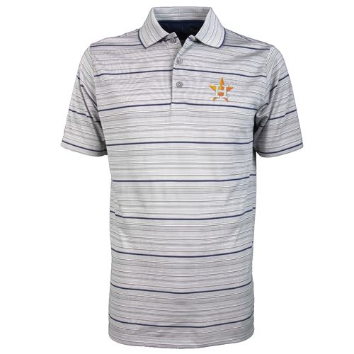 Antigua Men's Houston Astros Gravity Polo Shirt