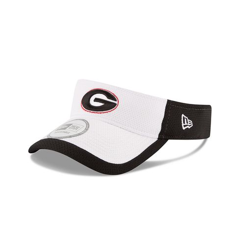 New Era Men's University of Georgia Training Visor