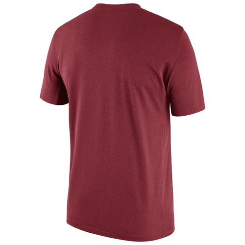 Nike Men's University of Alabama Legend Dri-FIT Short Sleeve T-shirt - view number 2
