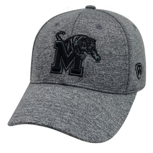 Top of the World Men's University of Memphis Steam Cap