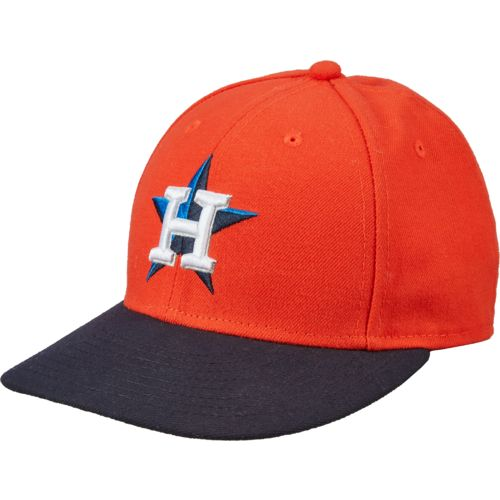New Era Men's Houston Astros 59FIFTY Perf Alt