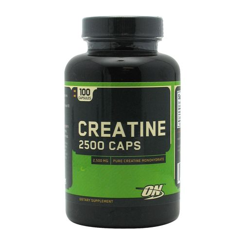 Optimum Nutrition 2,500 mg Creatine Caps - view number 1