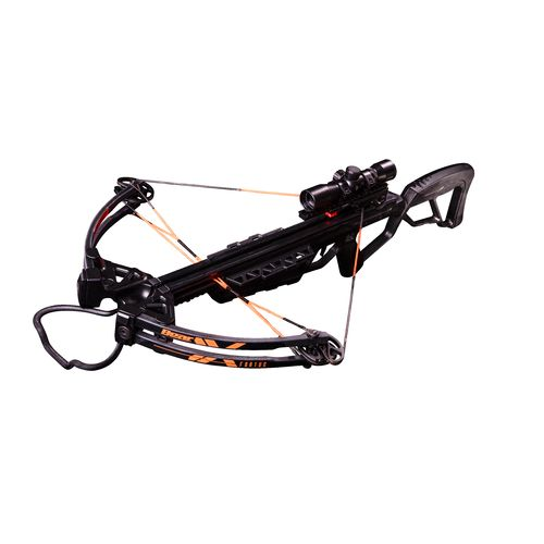 Display product reviews for Bear Archery Bear X Fortus Crossbow Hunting Package