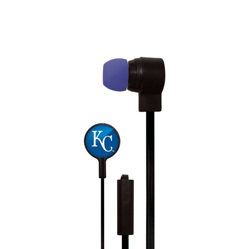 Mizco Kansas City Royals Big Logo Earbuds