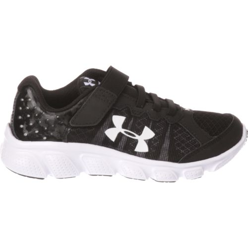 Display product reviews for Under Armour Kids' BPS Assert 6 AC Running Shoes