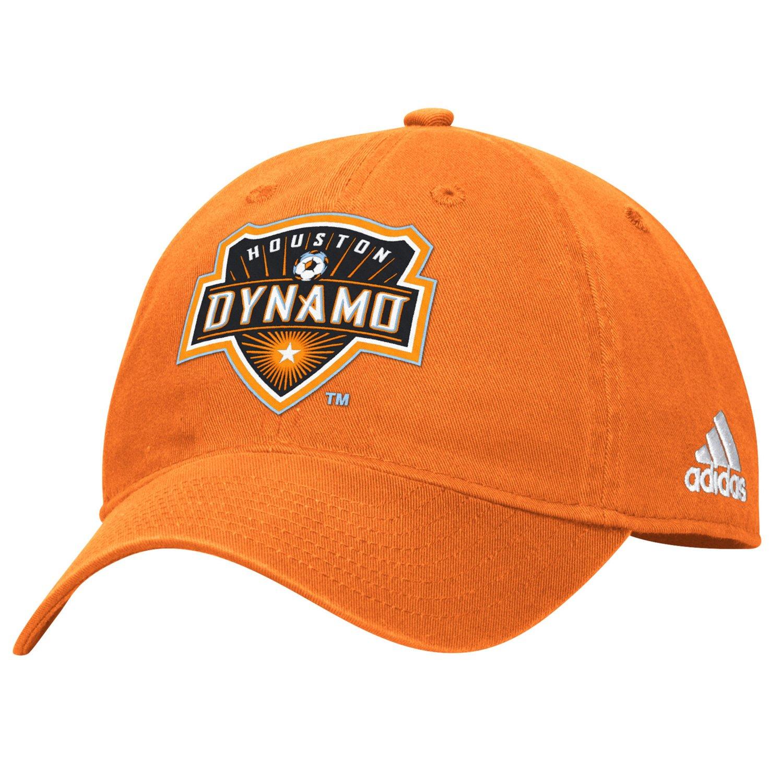 adidas™ Men's Houston Dynamo Basic Slouch Adjustable Cap