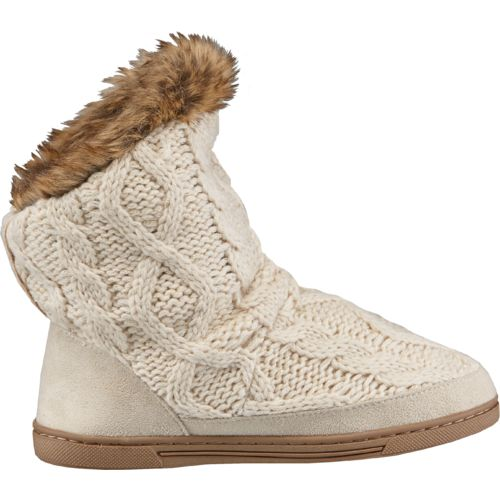 Austin Trading Co.™ Women's Bootie Slippers