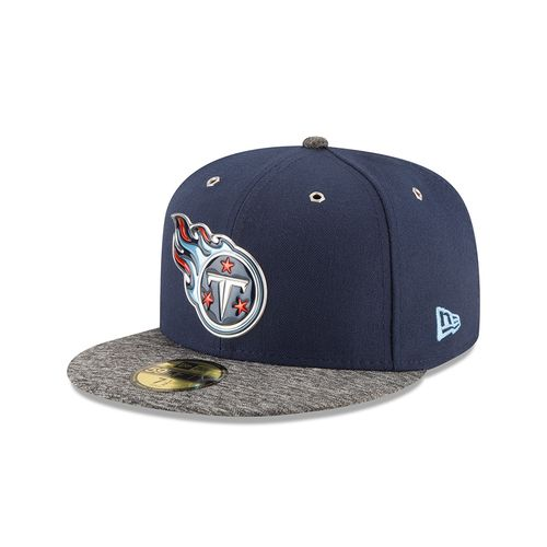 New Era Men's Tennessee Titans 59FIFTY 2016 Draft Cap