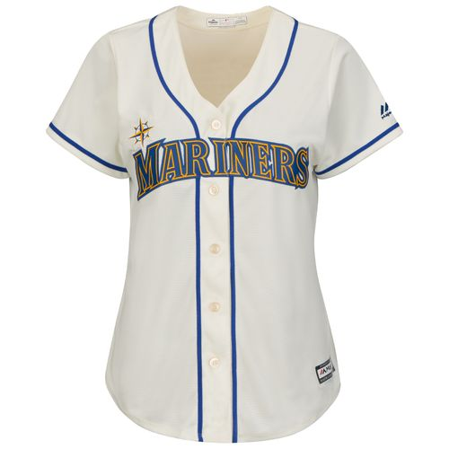 Majestic Women's Seattle Mariners Cool Base Jersey