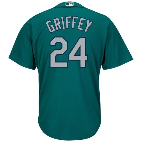 Majestic Men's Seattle Mariners Ken Griffey Jr. #24 Cool Base Replica Jersey