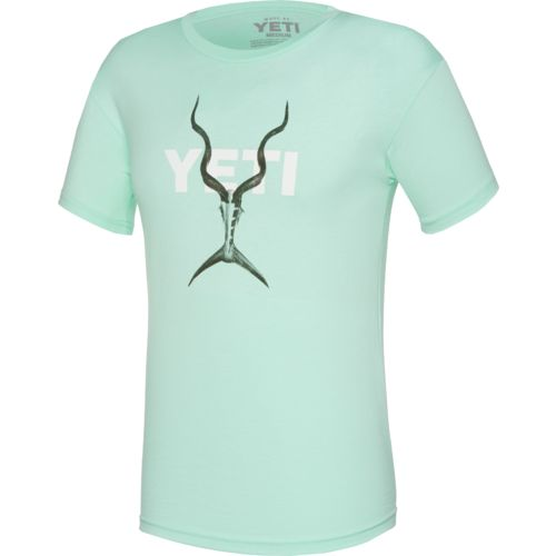 Display product reviews for YETI Men's Kudo Marlin T-shirt
