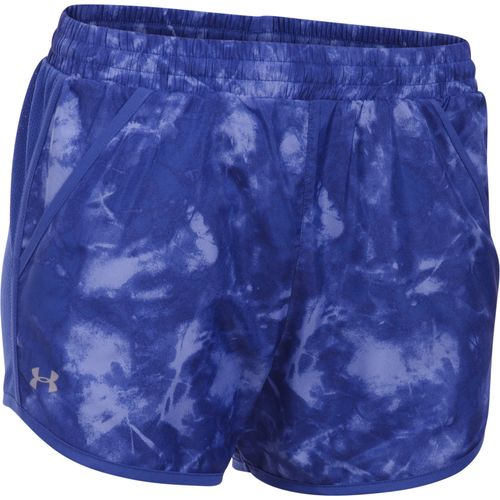Under Armour™ Women's Fly By Printed Running Short