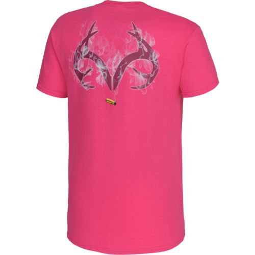 Realtree Women's Short Sleeve Graphic T-shirt