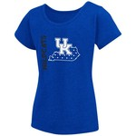 Colosseum Athletics Girls' University of Kentucky T-shirt