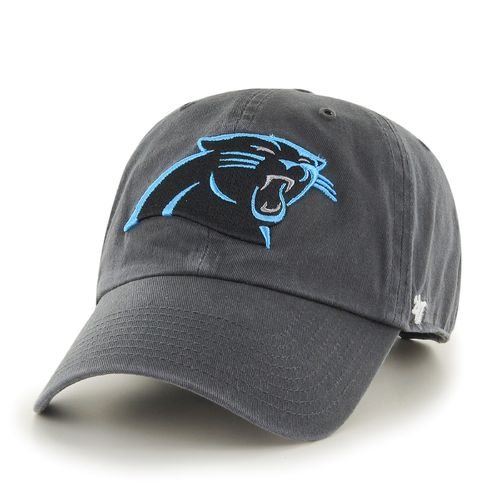 '47 Adults' Carolina Panthers Cleanup Cap - view number 1