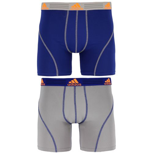 Display product reviews for adidas Men's Sport Performance climalite Boxer Briefs 2-Pack