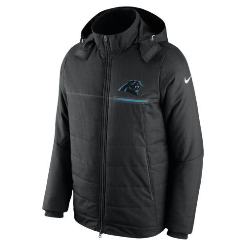 Nike Men's Carolina Panthers Sideline Jacket