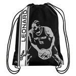 Team Beans San Antonio Spurs Kawhi Leonard #2 Drawstring Backpack