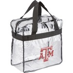 Forever Collectibles™ Texas A&M University Clear Messenger Bag