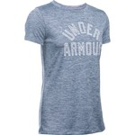 Under Armour™ Women's UA Graphic Twist Tech™ Crew Neck T-shirt