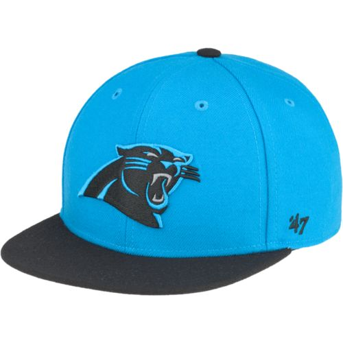 '47 Kids' Carolina Panthers Lil Shot 2-Tone Captain Cap
