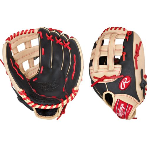 Display product reviews for Rawlings Youth Select Pro Lite Bryce Harper 12 in Baseball Glove Left-handed