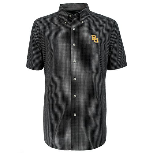 Antigua Men's Baylor University League Dress Shirt