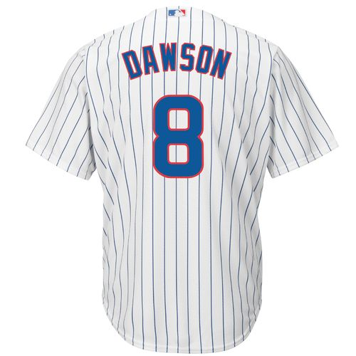 Majestic Men's Chicago Cubs Andre Dawson #8 Cool Base Replica Jersey