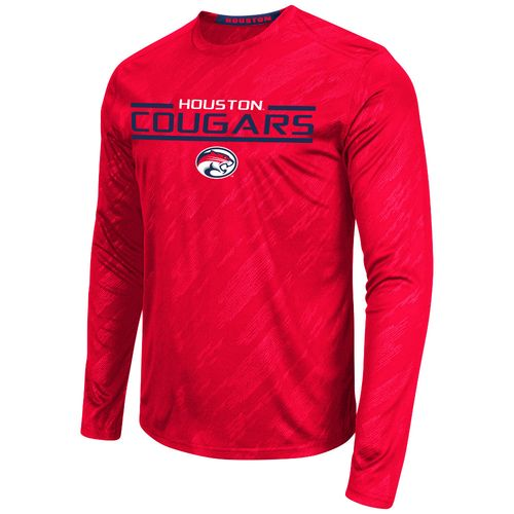 Colosseum Athletics™ Men's University of Houston Sleet Embossed