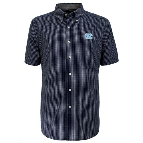 Antigua Men's University of North Carolina League Short Sleeve Shirt - view number 1