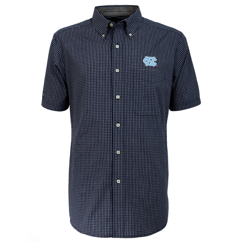 Antigua Men's University of North Carolina League Short Sleeve Shirt