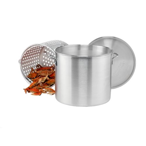 Outdoor Gourmet 60 qt. Aluminum Pot with Strainer - view number 3