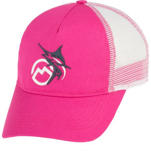 Magellan Outdoors Women's Jumping Marlin Trucker Cap