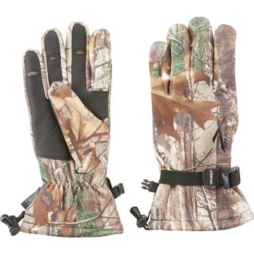 Seirus Men's Xtreme All Weather™ Gauntlet Camo Gloves
