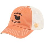 Top of the World Women's Oklahoma State University Roots Cap
