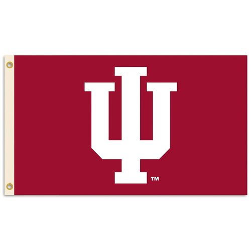 BSI Indiana University Fan Flag - view number 1