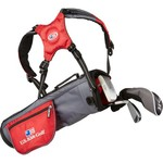U.S. Kids Golf Juniors' Ultralight Club and Bag Set
