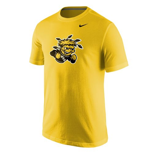 Nike Men's Wichita State University Logo T-shirt
