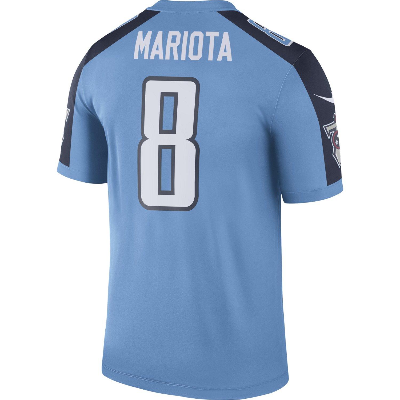 Nike™ Men's Tennessee Titans Marcus Mariota #8 Rush