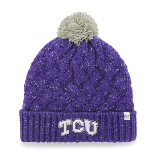 '47 Texas Christian University Women's Fiona Cuff Knit Hat
