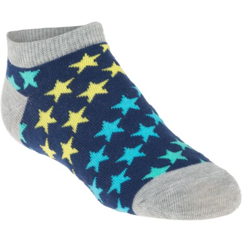 BCG Girls' No-Show Socks