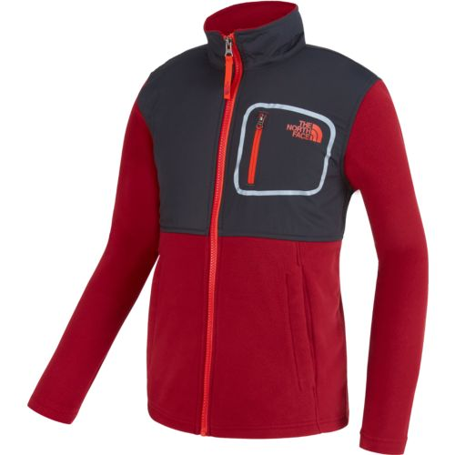 The North Face® Boys' Peril Glacier Track Jacket