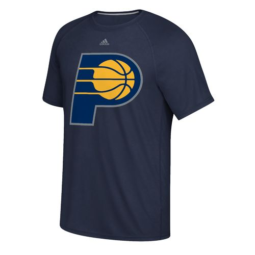 adidas™ Men's Indiana Pacers climalite® Ultimate Short Sleeve