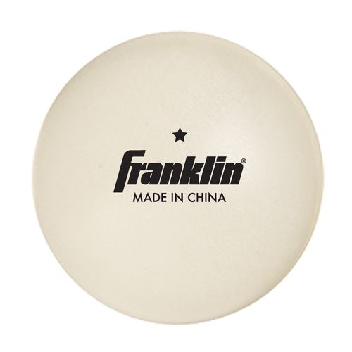 Franklin 1-Star 40 mm Table Tennis Balls 36-Pack - view number 1