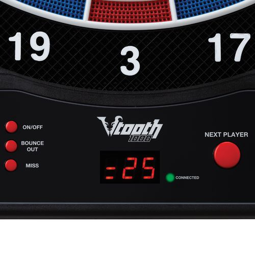 Viper V-Tooth 1000 Electronic Dartboard - view number 5