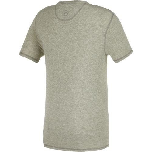 Magellan Outdoors Men's Capstone Heathered Crew Top - view number 2