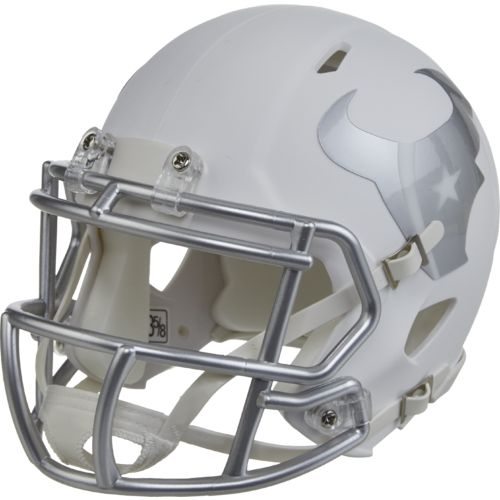 Riddell™ Houston Texans Ice Alternate Speed Mini Helmet
