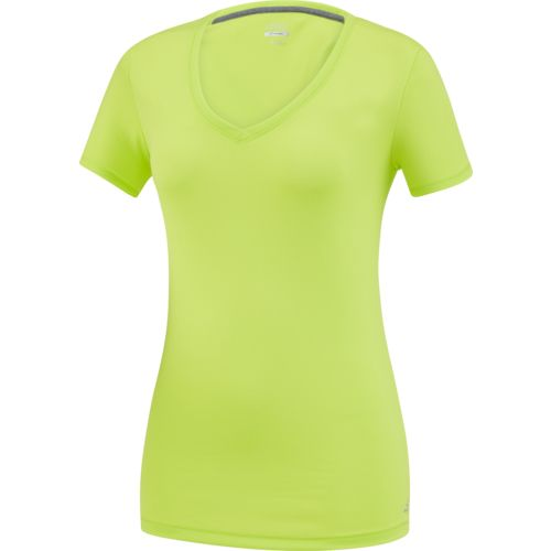 BCG Women's Training Solid Short Sleeve V-neck Tech T-shirt